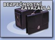 Bezpečnostní zavazadla