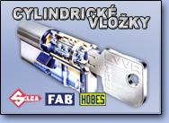 Cylindrické vložky