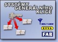 Systémy generálního klíče